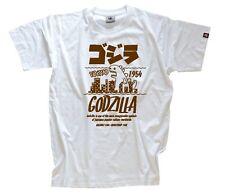 Godzilla Retro Style T-Shirt  S-XXXL