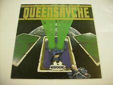 QUEENSRYCHE - THE WARNING - REISSUE LP VINYL ITALY PRESS EXCELLENT CONDITION