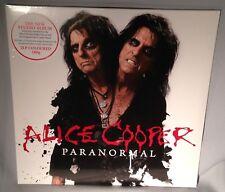 LP ALICE COOPER Paranormal (180 gram, 2LPs, Colored Vinyl) NEW MINT SEALED