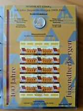 Numisblatt 5/2009      100 Jahre Jugendherbergen 1909 - 2009