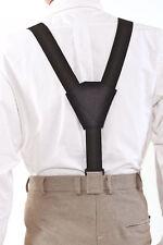 Hosenträger verstellbare Träger für Herren Hosenträger mit Rückenmittelstück