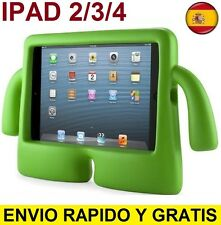 Funda para Ipad 2 / 3 / 4, Ideal para niños de goma iGuy iBuy ANTI GOLPES