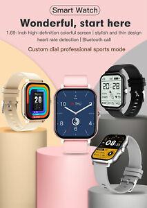 COLMI P8 Plus 1.69 inch Smart Watch IP67 Waterproof Heart Rate Monitor Tracker