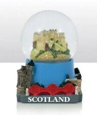 Scottland Castle Snow Ball Scotland Castle Snowglobe Snowstorm