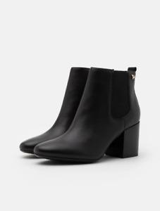 Tommy Hilfiger ESSENTIAL MID HEEL Gr. 40 EU - Damen Ankle boots Stiefeletten