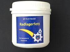 Radlagerfett Achsfett 180°C Hochtemperatur blau Schmierfett 500g Komplexfett