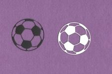 SOCCER BALL Stickers Mrs Grossman/'s•Sport•Game•Kick•Goalie •Pass•Forward• 2pc