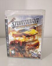 STUNTMAN IGNITION PS3  ITALIANO NUOVO SIGILLATO SONY PLAYSTATION 3  NEW RAROO