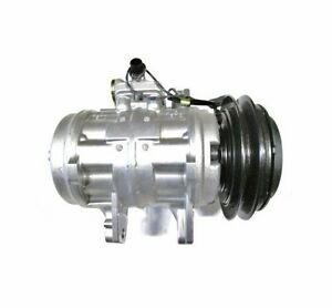 For Merkur Scorpio XR4Ti 1985-1989 A/C Compressor W/Clutch Single Groove Denso