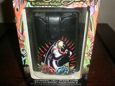 ED HARDY UNIVERSAL CELL PHONE CASE NEW IN BOX