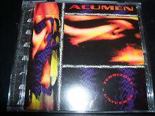 Acumen Territory Universe Rare CD