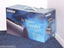 NIKKEN AIR WELLNESS TRAVELER PORTABLE AIR FILTER #1396 - SHOW DISPLAY IN BOX