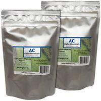 2 Pounds - Calcium Sulfate Dihydrate - Gypsum - Fine Powder