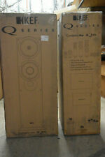 KEF Classic Q Series iQ70 Floorstanding Speaker White
