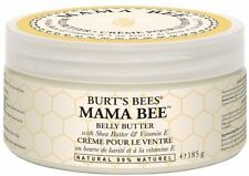 Burt's Bees Mama Bee Belly Butter with Shea Butter & Vitamin E 6.5 oz