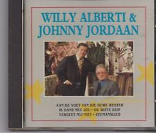 Willy Alberti&Johnny Jordaan-Willy Alberti&Johnny Jordaan cd album