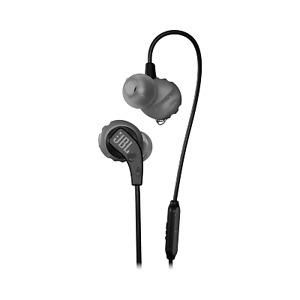 JBL Endurance Run Sweatproof Wired Sport Headphones w/ FlipHook