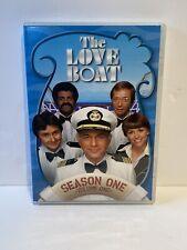 The Love Boat - Season One, Vol. 1 DVD, Gavin MacLeod, Bernie Kopell, Fred Grand