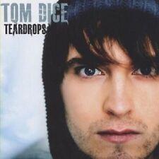 "TOM DICE ""TEARDROPS"" CD 13 TRACKS NEU"