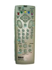 RCA DVD/TV RCR 110D A1 Remote Control