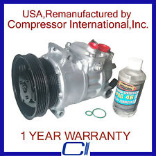 2007 Rabbit Air Conditioning A//C AC Compressor OEM   Stk #  L318F57