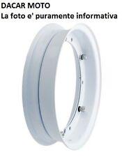 225000015 RMS Cerchio bianco Piaggio Vespa 50cc-Et3-Px-pk 3.50-10