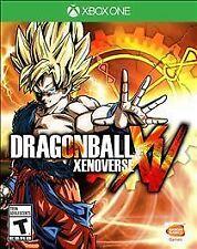 Xbox One 1 DragonBall XV XenoVerse NEW Sealed Region Free Dragon Ballz Saiyan