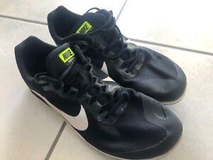 ☆Damen Mädchen Spikes **Nike** schwarz Größe 40 Leichtathletik Laufschuhe☆