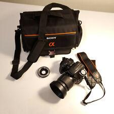 Camera Kit - Sony Alpha a300 10.2MP Digital SLR