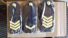 Niederlande Schulterstücke Marine 3 verschiedene Paare  (dbox-)