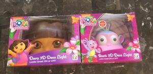 Dora & Boots 3D Deco Light Lotof (2)