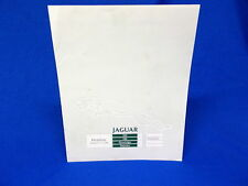 610) Jaguar Daimler xj6 sovereign 1986 liste de prix prix marque