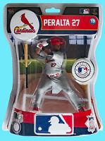"JHONNY PERALTA ST LOUIS CARDINALS Imports Dragon 6"" Baseball Figure NEW MLB"