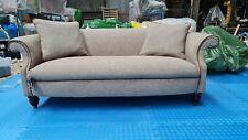 Harris tweed midi sofa