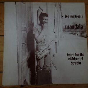 CA 113 Joe Malinga's Mandala Tears for the Children of Soweto