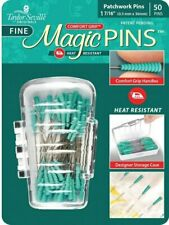 Taylor Mate Magic Fine Pins Patchwork 50pc