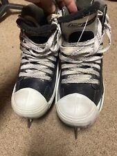 Ice Hockey Goalie Skates Nike Bauer Supreme One75 (Size 8D)