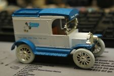 Vintage Ford Granny Goose Delivery Truck (White, Bank, Great Condition)