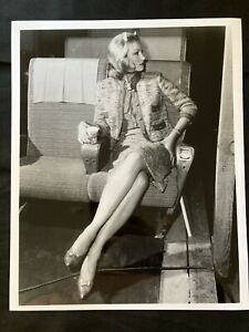 Julie Newmar In The Twilight Zone Glossy 8x10 Photograph