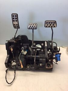 Ford Falcon BA BF manual Pedal Box Assembly