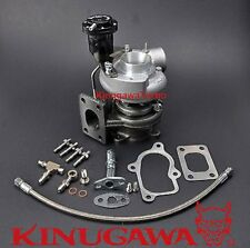 Kinugawa Turbocharger 92~00 Greddys Honda Civic TD04HL-19T w/ Billet Actuator