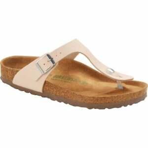 Birkenstock Gizeh Vegan (1019656) Light Rose (N5) Womens Sandal
