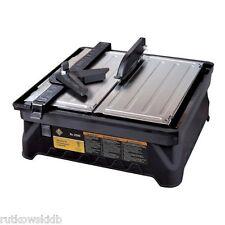 7-INCH Portable Wet Tile Saw 120V 3/4-HP