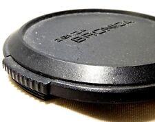 Zenza Bronica 58mm snap-on clip-on Front Lens Cap - Japan Genuine 2116012