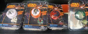 Star Wars Fireball Yo-Yo W/ String Bling Accessory SET!  *NEW* 4 Yo-yo's
