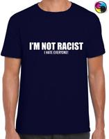 MD17 Drôle T-Shirts T-Shirt Homme Top Blague Nouveauté T-Shirt RUDE Design Cadeau S 5XL