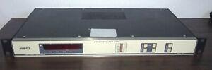 Evertz 1u 4900 Edit Video Timecode Reader