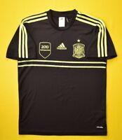 4.6/5 SPAIN ORIGINAL FOOTBALL JERSEY SHIRT TRAINING SOCCER ADIDAS SIZE S