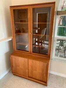 Teak Dining Room Cabinets Cupboards, Teak Dining Room Hutch