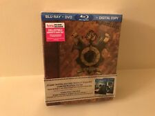 Harry Potter and the Deathly Hallows Part 1 & 2 in Gringotts Bank Box BLU RAY
